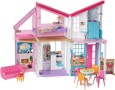 Mattel® Puppenhaus »Barbie Malibu Puppenhaus«