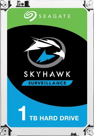 """Seagate »SkyHawk« HDD-Festplatte 3,5"""" (1 TB) 180 MB/S Lesegeschwindigkeit)"""