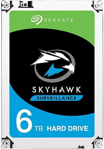 SEAGATE »SkyHawk« HDD-Festplatte 35 '' (SATA I...