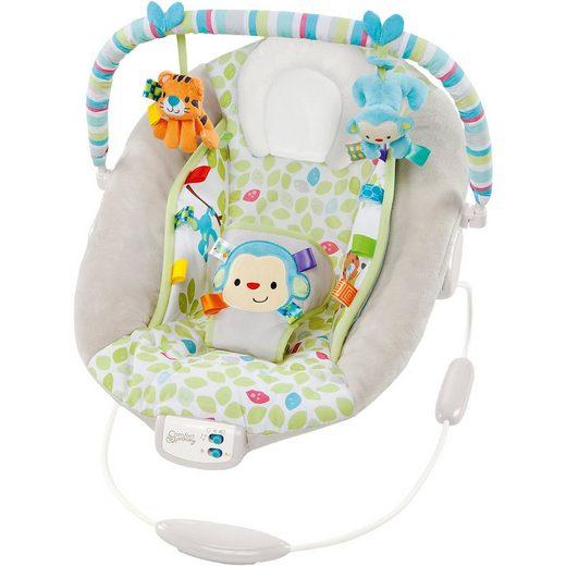 Kids II Wippe Bouncer, Merry Monkeys™