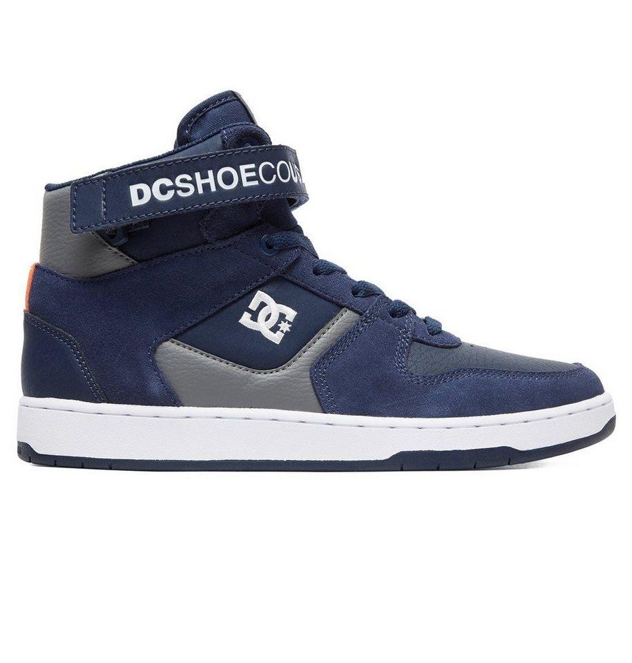 reputable site 5d1e4 bd9cd DC Shoes Schuhe »Pensford«, Leder-, Nubukleder- und Wildlederobermaterial  online kaufen   OTTO