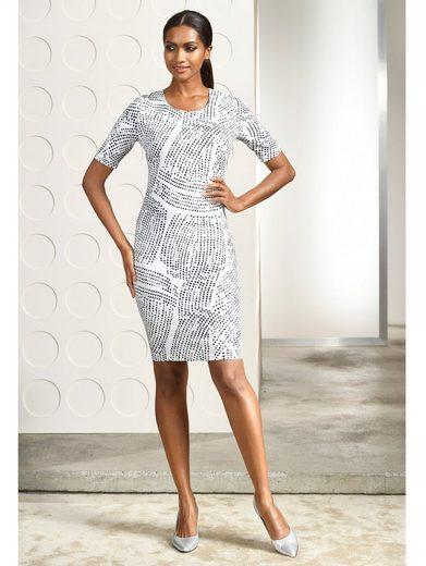 Alba Moda Kleid aus elastischer Jerseyware