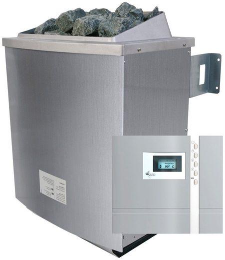 KARIBU Saunaofen »4,5 kW«, inkl. ext. Steuerung »Premium« und 18 kg Saunasteine
