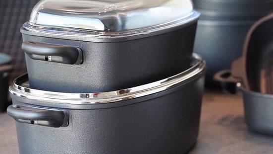 SKK Bräter »Serie 7«, Aluminiumguss, Induktion