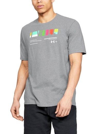 Under Armour® T-Shirt »UA I WILL MULTI«