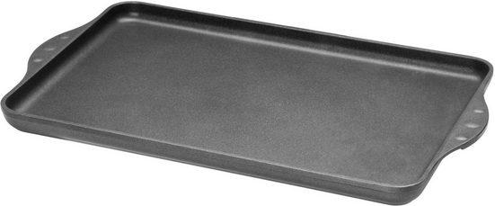 SKK Grillplatte »Serie 7«, Aluguss, glatte Bodenfläche, Induktion