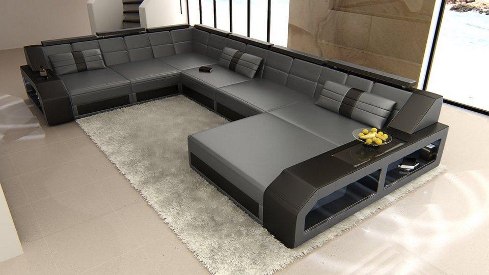 Sofa Dreams Wohnlandschaft Matera U Form Xxl Otto
