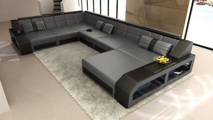 Sofa Dreams Wohnlandschaft »Matera«, U Form XXL