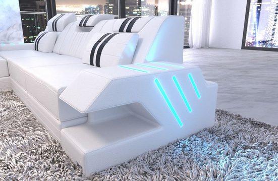 Sofa Dreams Ecksofa »Venedig«, L Form