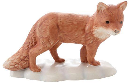 Goebel Tierfigur »Fuchs im Schnee«