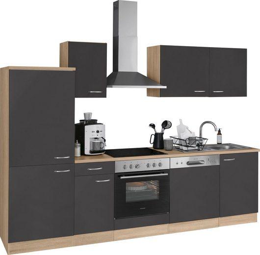 OPTIFIT Küchenzeile »Parare«, ohne E-Geräte, Breite 270 cm
