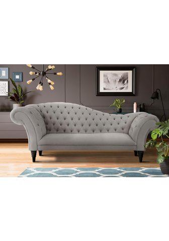 HOME AFFAIRE Trivietė sofa »Chester«
