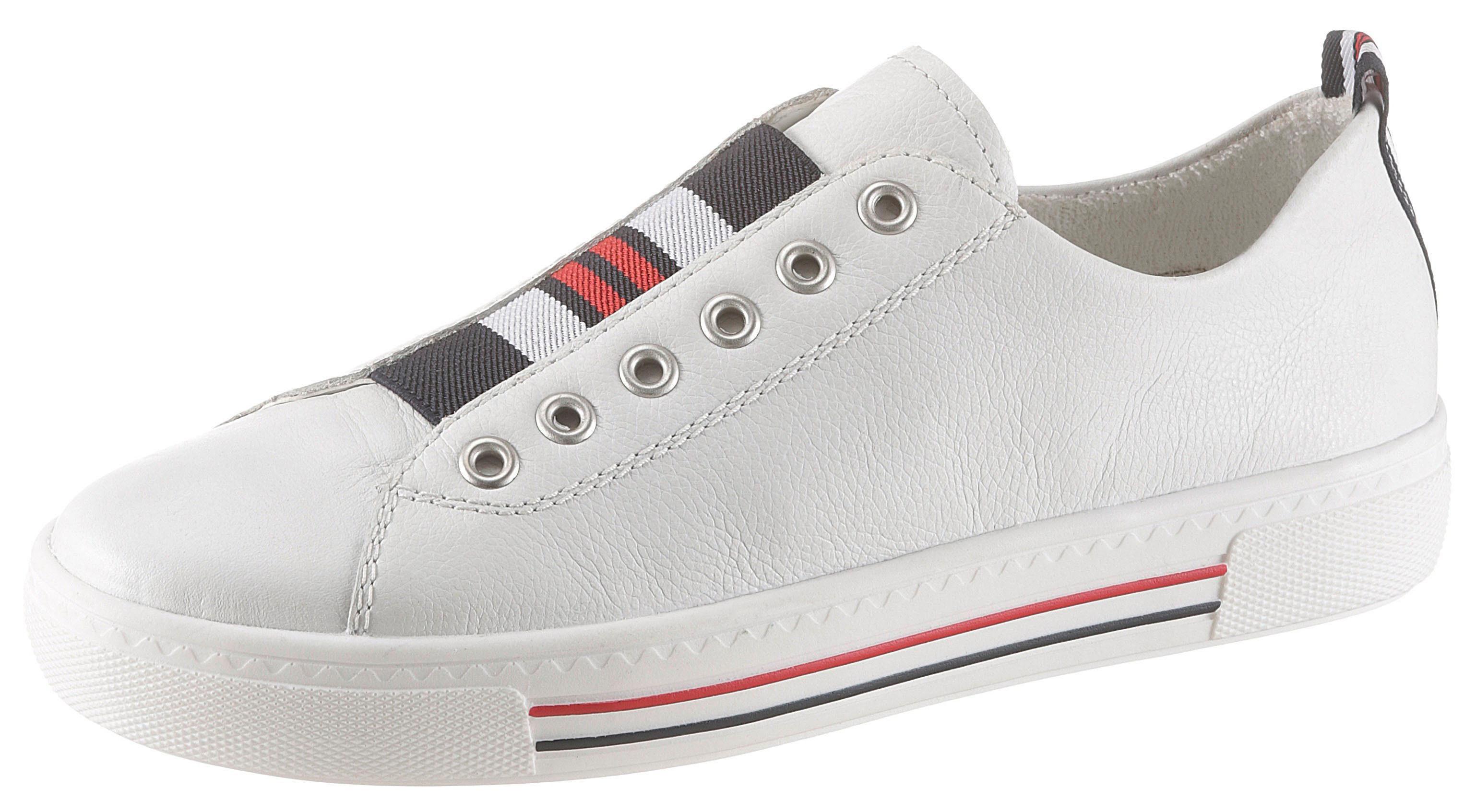 Remonte Slip On Sneaker mit Gummizug, Mit praktischer Anziehlasche online kaufen | OTTO