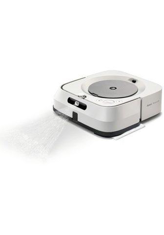 IROBOT Робот-пылесос Braava m6138 beutellos