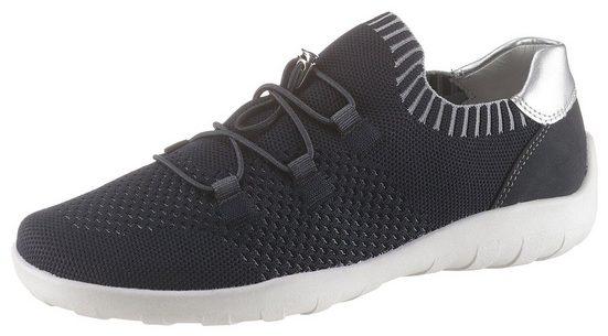 Remonte Slip-On Sneaker mit Schnellverschluss