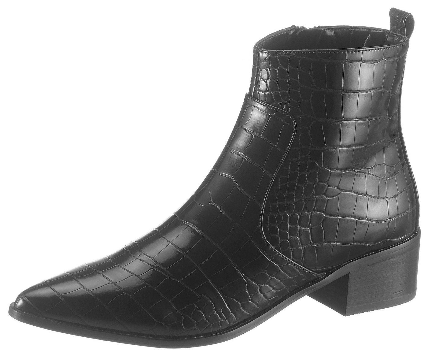 buffalo -  Ankleboots in spitz zulaufender Form