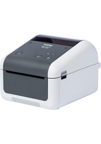BROTHER Etikečių spausdintuvas »TD-4420DN«
