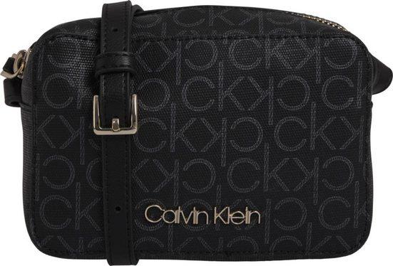 Calvin Klein Mini Bag »CK MUST F19 CAMERABAG MONO«, mit goldfarbenen Details