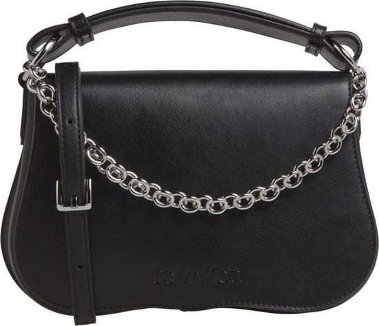 Calvin Klein Mini Bag »AMERICANA SHOULDER«, mit silberfarbenen Details