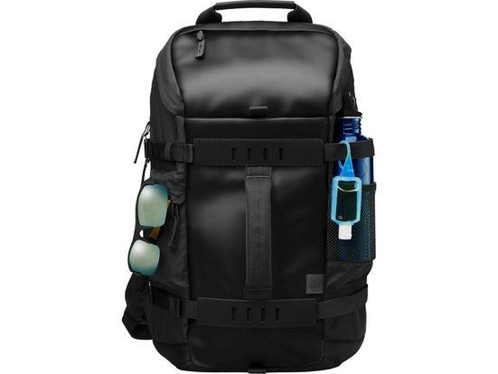 HP 15.6 in Black Odyssey Backpack »Subtile Eleganz«
