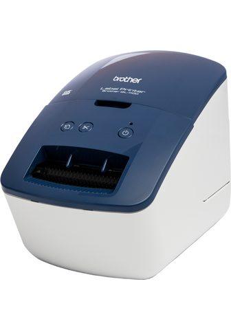 BROTHER Etikečių spausdintuvas »QL-600B«