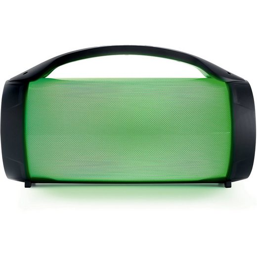 BigBen Bluetooth®-Lautsprecher PARTY Lite mit Diskolicht + Mikrofon