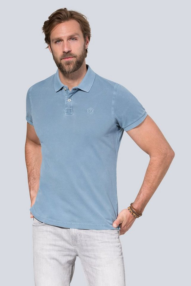 first look 50% off various styles CAMP DAVID Poloshirt mit Knopfleiste online kaufen | OTTO