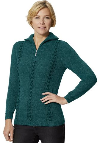 CASUAL LOOKS Megztinis in der populiarus Bouclé-Qua...