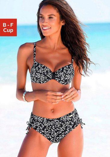 LASCANA Bügel-Bikini-Top »Meadow«