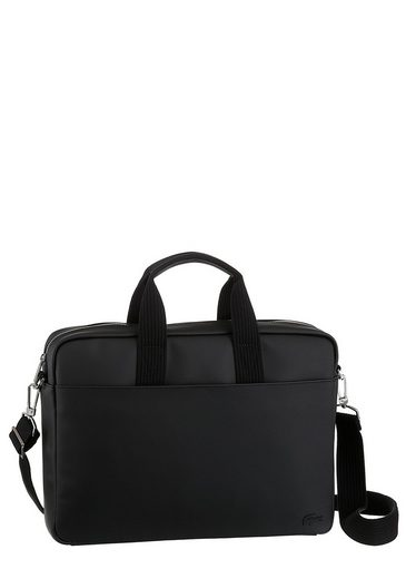 Lacoste Messenger Bag »MENS CLASSIC«, mit gepolstertem Laptopfach