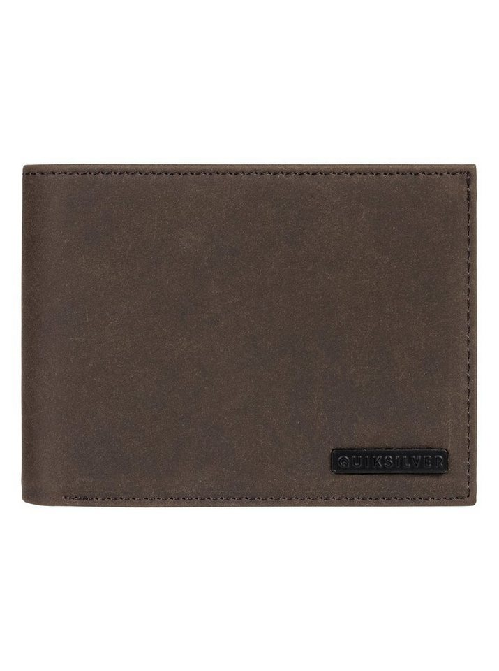 Quiksilver Brieftasche »Bridgies« | Accessoires > Portemonnaies | Braun | Leder | Quiksilver