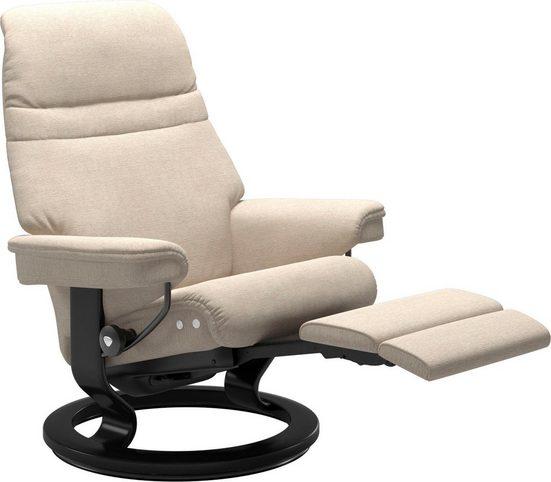 Stressless® Relaxsessel »Sunrise«, mit Classic Base & LegComfort™, Größe M, Gestell Schwarz