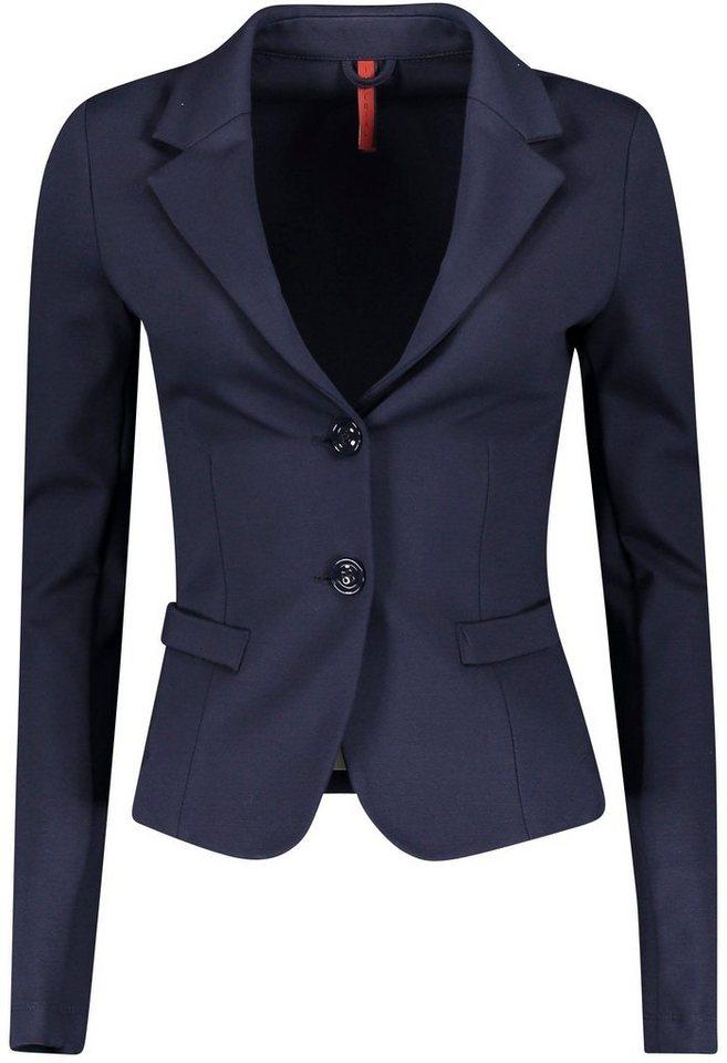 IMP by IMPERIAL Sweatblazer »IMP-JS24« im Business-Look | Bekleidung > Blazer > Sweatblazer | Blau | IMP by IMPERIAL