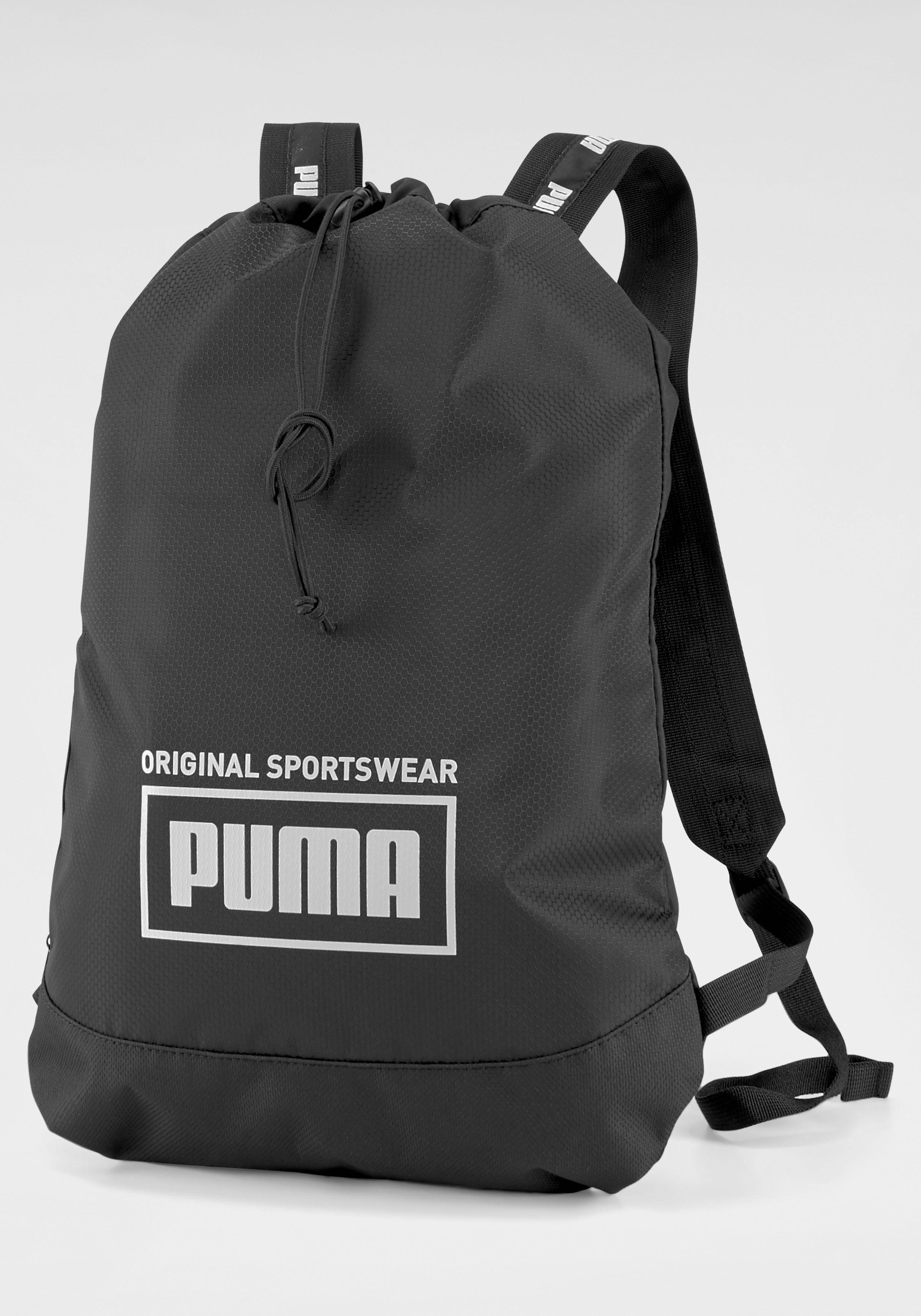 Unisex PUMA Sportrucksack »PUMA Sole Smart Bag« grau, schwarz   04062449830965