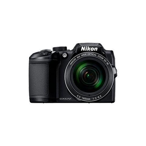 Digitalkameras - Nikon »Coolpix B500 Tasche CS P08« Kompaktkamera (NIKKOR, 16 MP, 40x opt. Zoom, WLAN (Wi Fi), Bluetooth, mit Tasche CS P08)  - Onlineshop OTTO