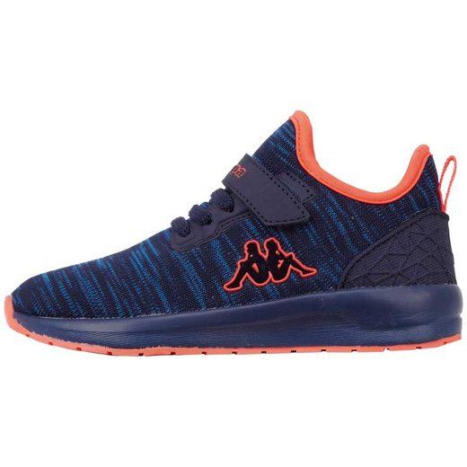 Kappa »PARAS ML OC KIDS« Sneaker mit praktischem Klettverschluss