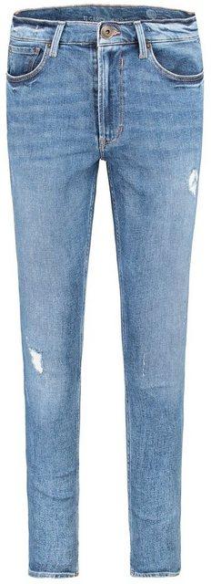 Hosen - Garcia Regular fit Jeans mit hoher Taille › blau  - Onlineshop OTTO