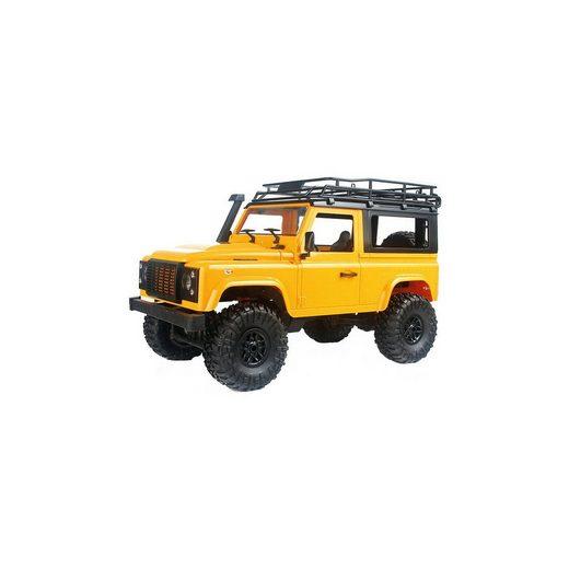 Amewi RC Geländewagen Crawler 4WD 1:16 RTR gelb