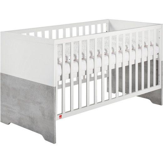 Schardt Kombi-Kinderbett Coco Grey