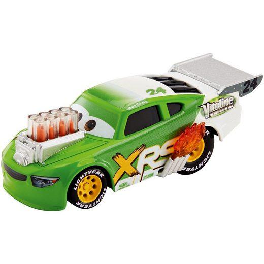 Mattel® Disney Cars Xtreme Racing Serie Dragster-Rennen Die-Cast Bri