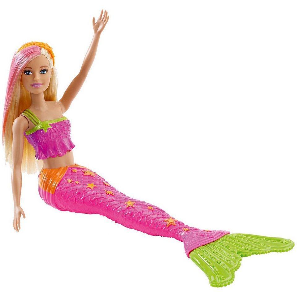 mattel® barbie reise meerjungfrau puppe altersempfehlung