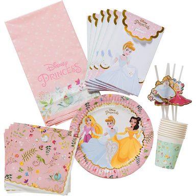Procos Partyset Premium True Princess, 50-tlg.