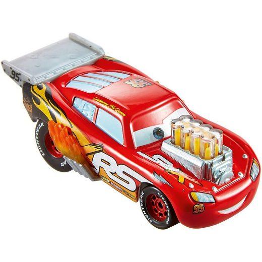 Mattel® Disney Cars Xtreme Racing Serie Dragster-Rennen Die-Cast Lig