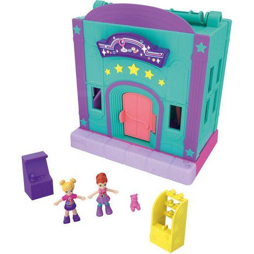 Mattel® Polly Pocket Pollyville Spielhalle