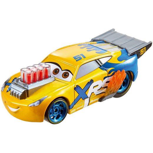 Mattel® Disney Cars Xtreme Racing Serie Dragster-Rennen Die-Cast Cru