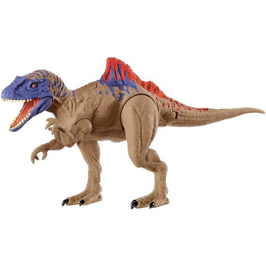 Mattel® Jurassic World Dino Rivals Doppel-Attacke Concavenator