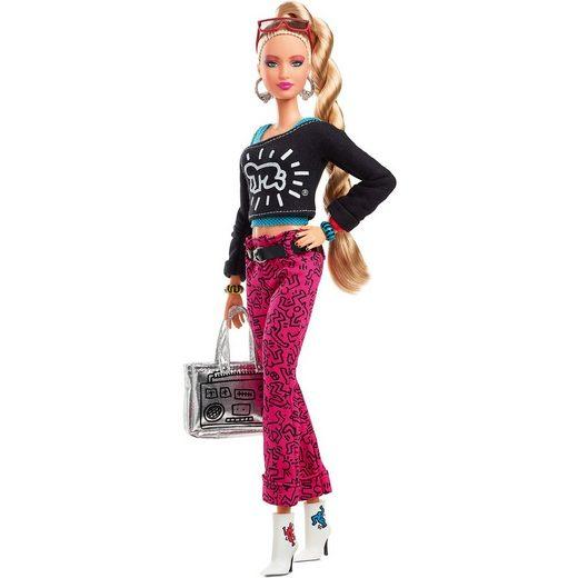 Mattel® Barbie Signature Keith Haring Puppe
