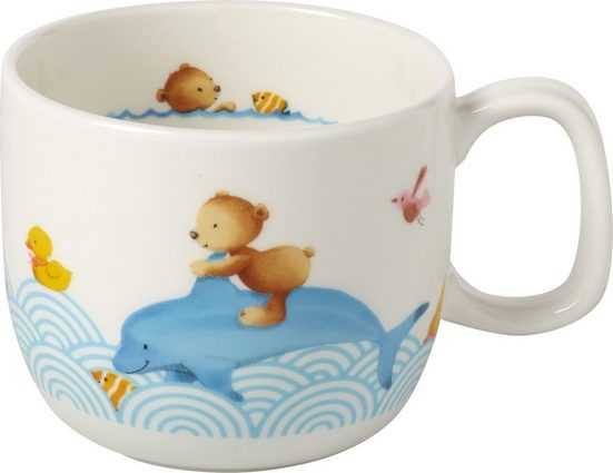 Villeroy & Boch kleiner Kinderbecher »Happy as a Bear«