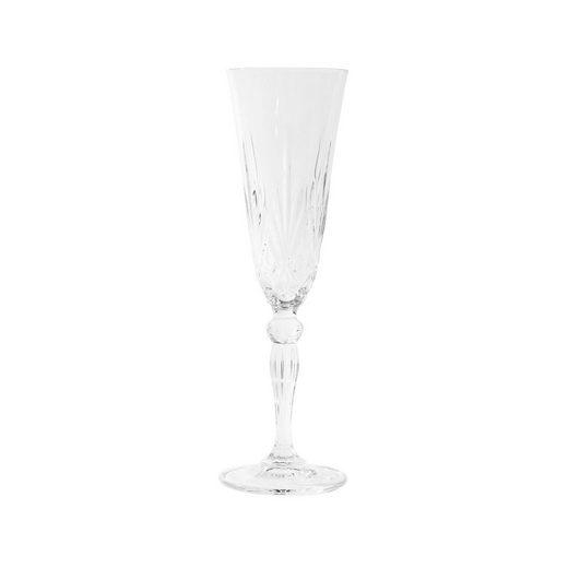 BUTLERS CRYSTAL CLUB »Champagnerglas 6er-Set«
