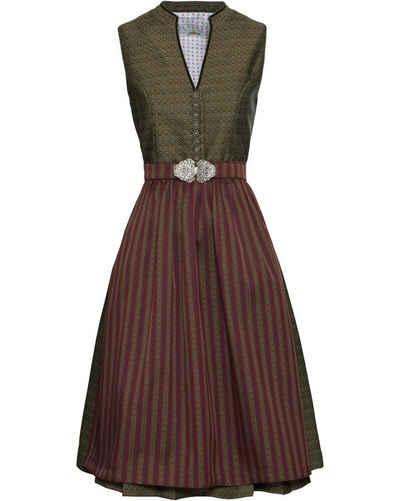 Платье-дирндль Almsach